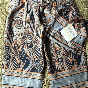 SUDHARA XXL Punjammies NWT Capri Lounge Pants NEW